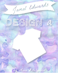 Jamal Edwards t-shirt design