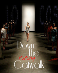 Down The Wrong Catwalk