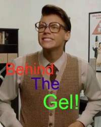 Behind The Gel(Marcel FanFic)