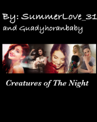 Creatures of The Night (A 1D FanFic)