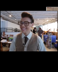 My Nerd (marcel/Harry styles)
