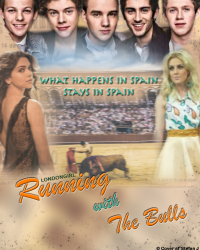 Running With The Bulls {1D}