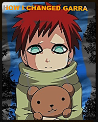 How I Changed Garra
