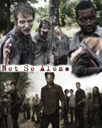 Not So Alone-The Walking Dead Fanfiction