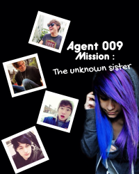 Agent 009 mission : The Unknown sister