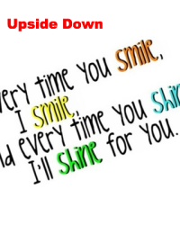 Upside Down: A Liam Payne fanfiction