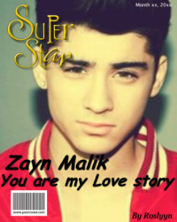 You are my love story. - One Direction.