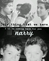 This thing that we have (Narry)