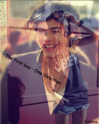 The first boy - One Direction