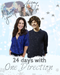 24 days with One Direction ❅