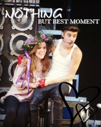 *Justin Bieber - Nothing but best moment*