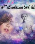 """""""See her? That homeless over there,"""" Niall Said."""