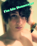 I'm his Danosaur