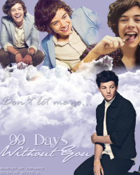 99 Days without you -A Larry Stylinson