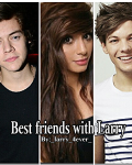 best friends with Larry