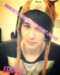 DanIsNotOnFire Has My Heart On Fire