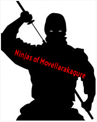 Ninjas of Movellaragakure
