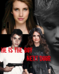 He is the boy next door (Justin Bieber)