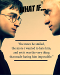 What if... {Drarry}