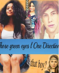 Those green eyes l One Direction