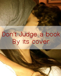 Don't Judge my book by its cover