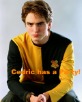 Cedric has a party!!!