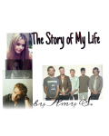 the story of my life //PERMANENT HIATUS//