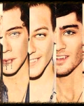 Adopted by Vampires (One Direction) X