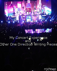 My Concert Experience and Other One Direction Writing Pieces
