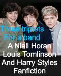 Three triplets for a band