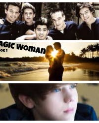 Magic Woman (a One Direction and Reed Deming fanfiction)