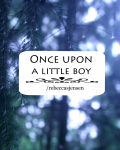 once upon a little boy