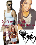 Don't even think about it - Justin Bieber
