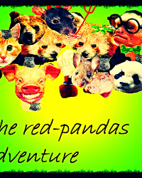 The red pandas adventure