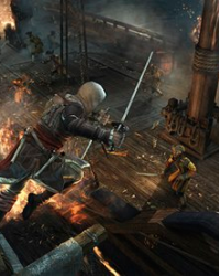 Assassin Creed IV:  Death.