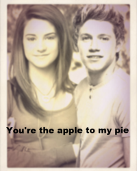 You're the apple to my pie (a One Direction fanfiction)