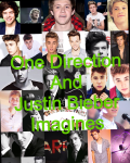 One Direction and Justin Bieber Imagines