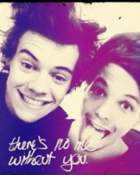 Larry Stylinson. There's no me, without you.