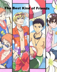 The Best Kind Of Friends {Ouran High School Host Club}
