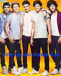 one day can change it all (one direction)