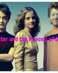 Harry Potter and the Princess of Gryffindor