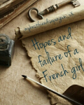 Hopes and failure of a French girl