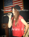 The Dream of a Singer/ Actress