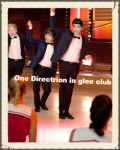 One direction in glee club???????
