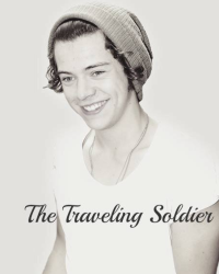 The Traveling Soldier.