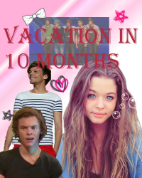 Vacation In 10 Months | One Direction