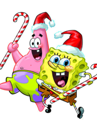 A Christmas with Spongebob Squarepants