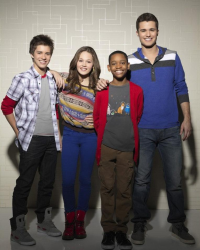Lab rats chapter 1 Bree gets injured