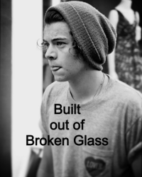 Built out of Broken Glass: One Direction Zombie AU