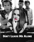 Don't leave me alone! - {One Direction}